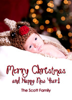 Newborn for Christmas